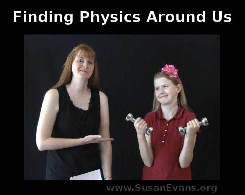 Finding-physics-around-us