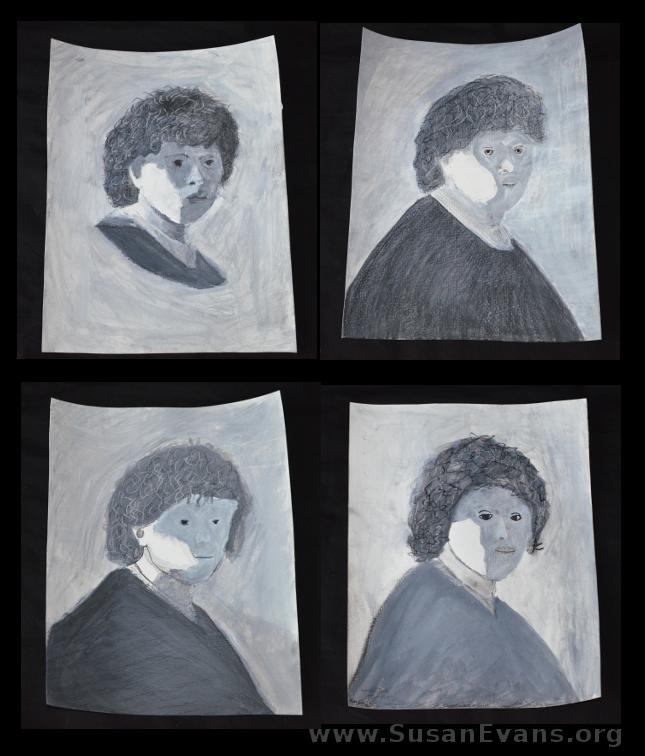 Rembrandt-self-portrait-gesso