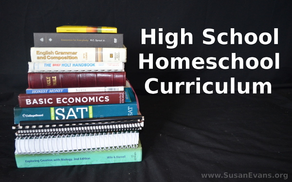 high-school-homeschool-curriculum