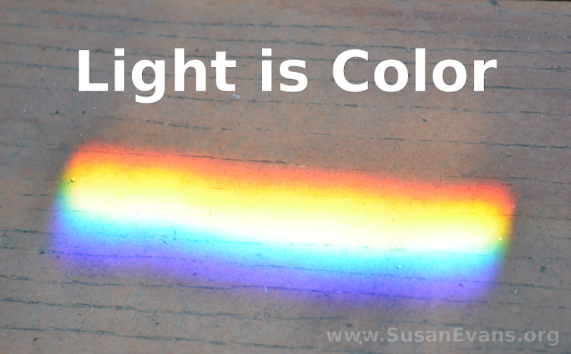 light-is-color