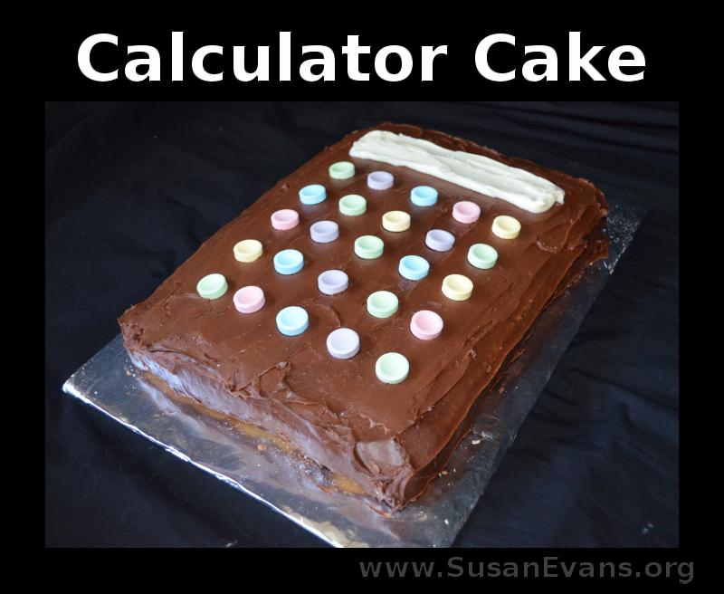 calculator-cake
