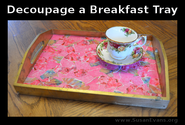decoupage-a-breakfast-tray