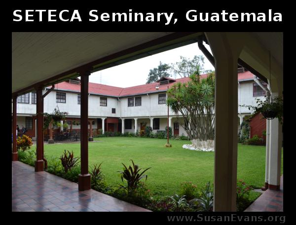SETECA-seminary-guatemala