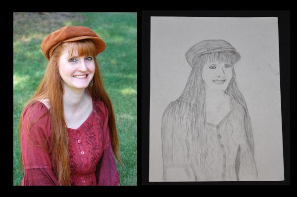 self-portrait-sketch