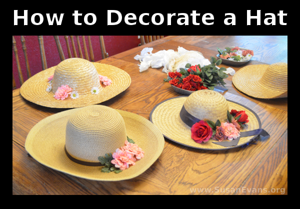 how-to-decorate-a-hat