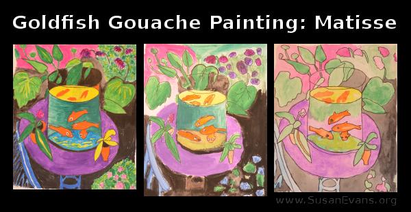 goldfish-gouache-painting-matisse