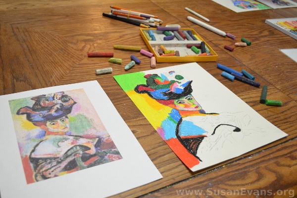 matisse-pastel-art