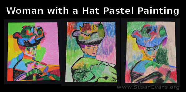 woman-with-hat-pastel