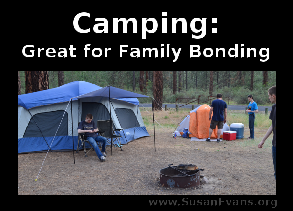 camping-great-for-family-bonding