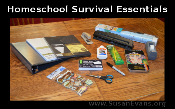homeschool-survival-essentials