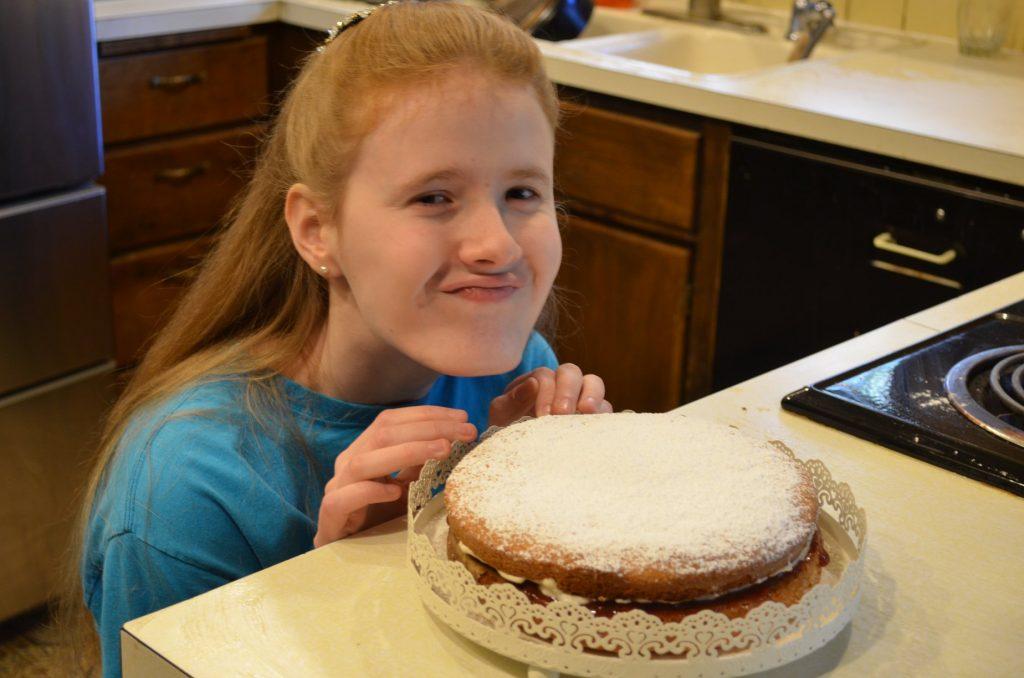 British-cake
