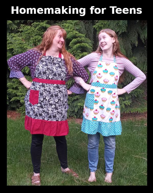 homemaking-for-teens